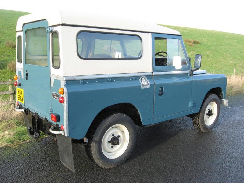 Series 3 Marine Blue