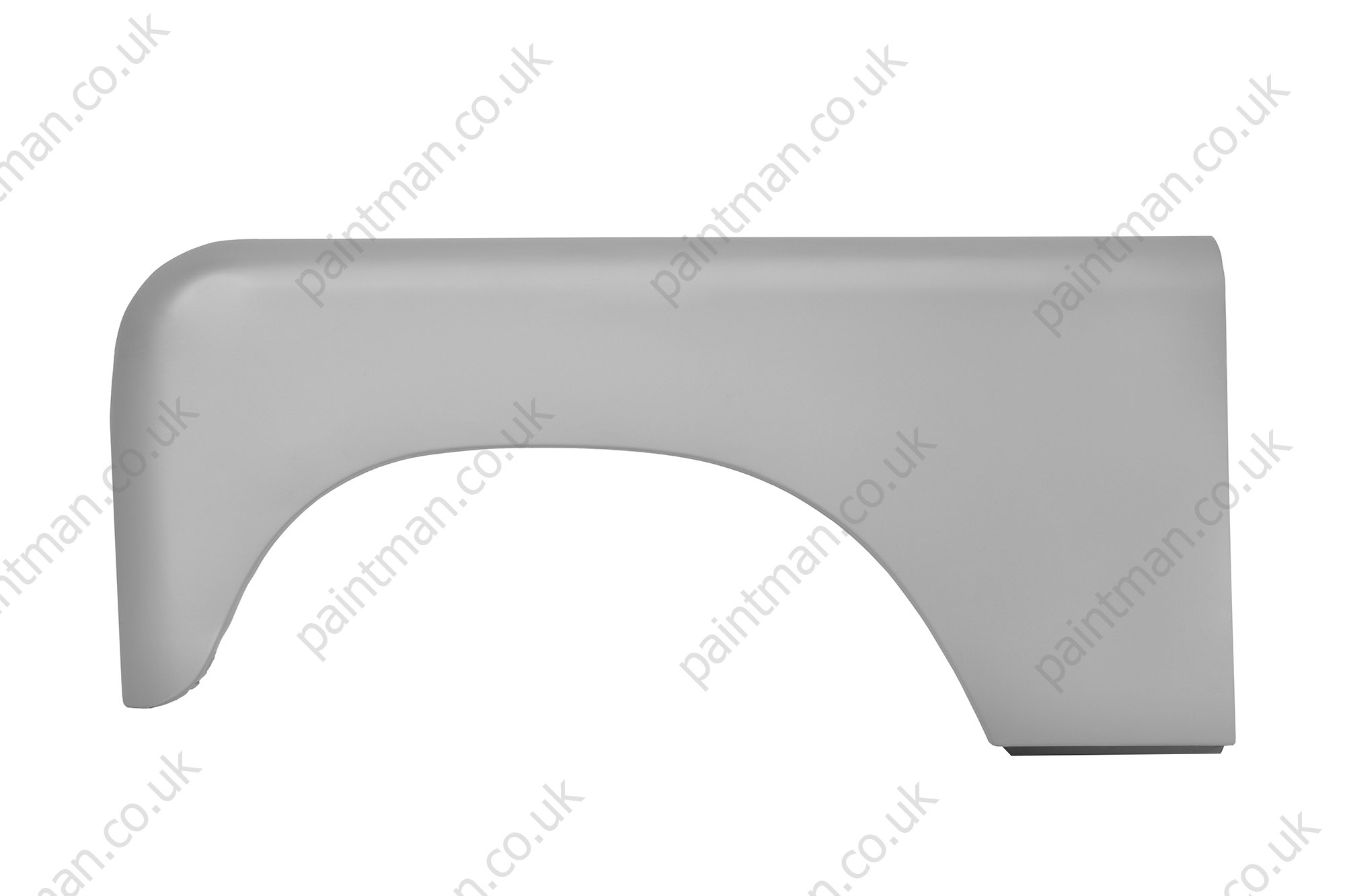 330427 Land Rover Series 2 Front Wing Outer Skin - LH