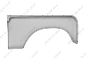 Land Rover Series 2 Wing Outer LH Inside