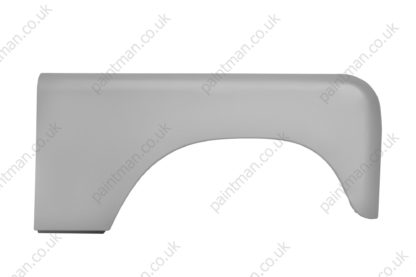 330426 Land Rover Series 2 Front Wing Outer Skin - RH