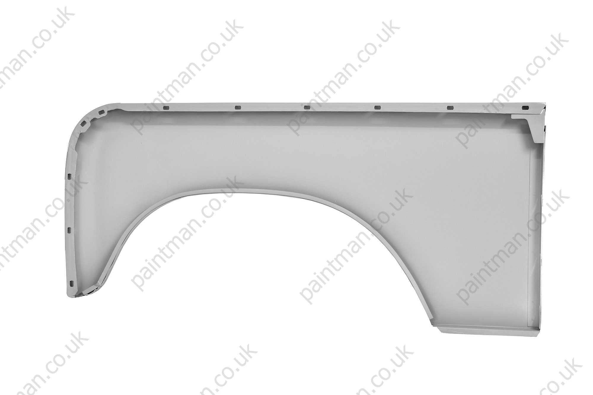 330426 Land Rover Series 2 Front Wing Outer Skin