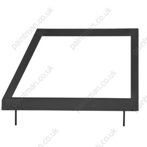 MTC5383U Land Rover Series 3 Unglazed Door Top LH