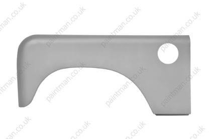 347475 Landrover Series 3 RHD Front Wing Outer Skin LH
