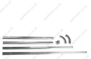 Land Rover Series and Defender Rear Window Fitting Kit 1