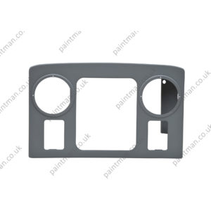 336466 Land Rover Series 2 Radiator/Headlamp Panel - up to 1968 approx with centre headlamps