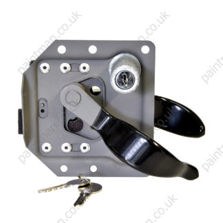 337801 Land Rover Series Door Lock Kit RHD - RH