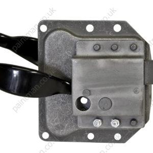 345434 Land Rover Series Door Lock Kit RHD - Left Hand