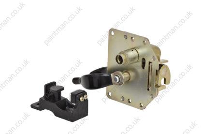 395038, FQB500170 Land Rover Antiburst Doorlock Kit - LH