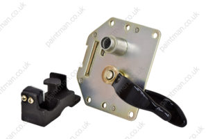 395037, FQB500160 Land Rover Antiburst Doorlock Kit - RH