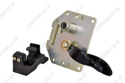 395037, FQB500160 Land Rover Antiburst Doorlock Kit - RH