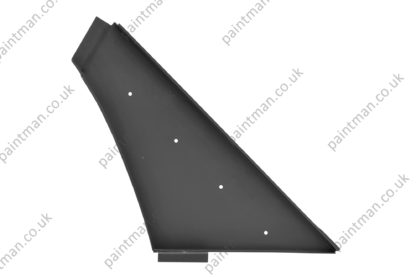 MTC5353, Land Rover Series, Second Row Quarter Panel - LH