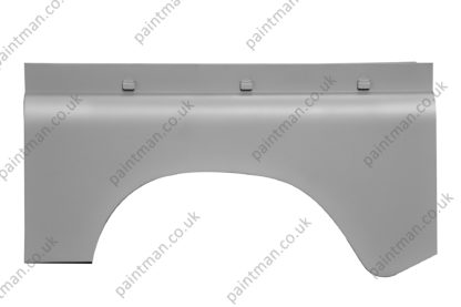 "MTC5365 Land Rover Series 2, 3 SWB 88""- LH Rear Wing Outer Skin"