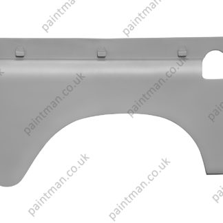 "MTC5366 Land Rover Series 2, 3 SWB 88""- RH Rear Wing Outer Skin"