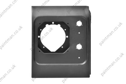 RTC6354 Land Rover 90,110,130 Headlamp Mounting Panel with backing - LH