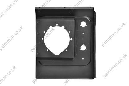 SKU 76 Headlamp Panel RH rear
