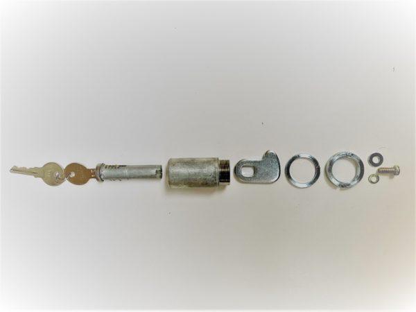 320609 Land Rover Slam Doorlock Barrel and keys